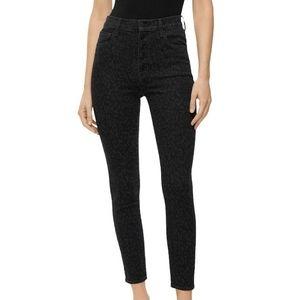 🌼 NWT J Brand Lillie high-rise crop skinny jeans